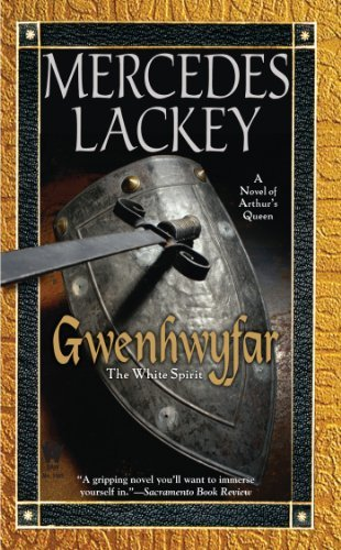 Mercedes Lackey Gwenhwyfar The White Spirit
