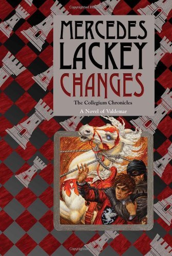 Mercedes Lackey Changes