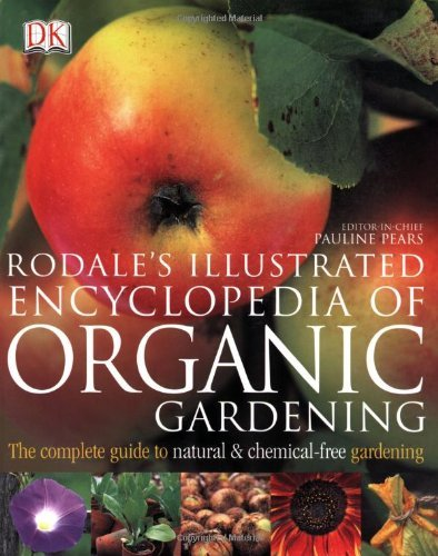 Anna Kruger Rodale's Illustrated Encyclopedia Of Organic Garde