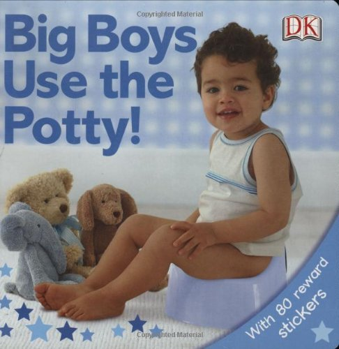 Dk Big Boys Use The Potty!