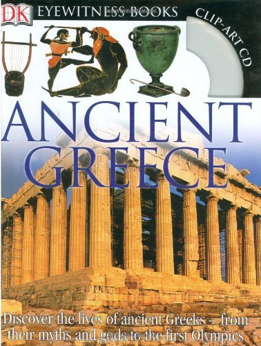 Anne Pearson Ancient Greece [with Clip Art Cd]