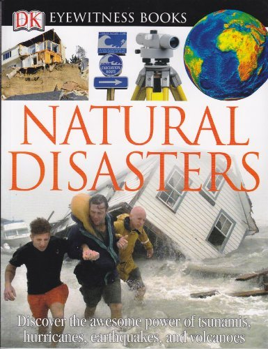 Claire Watts Natural Disasters Dk Eyewitness Books