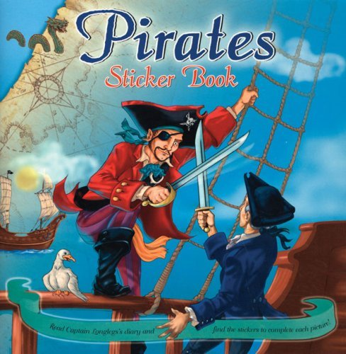 Dk Publishing Pirates Sticker Book
