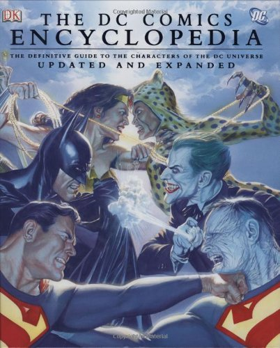 Scott Beatty The Dc Comics Encyclopedia The Definitive Guide To The Characters Of The Dc Updated Expand