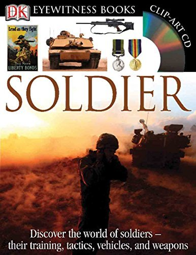 Simon Adams Soldier [with Cdrom]