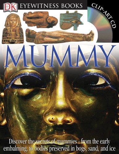 James Putnam Mummy [with Clip Art CD And Poster]