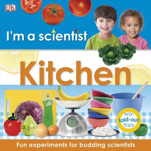 Lisa Burke I'm A Scientist Kitchen