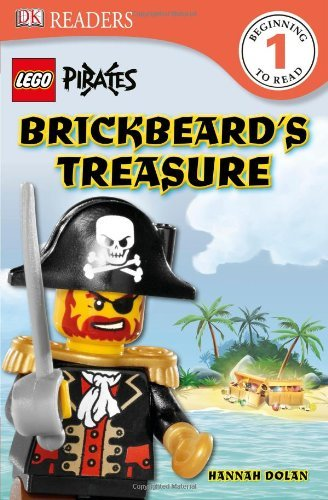Hannah Dolan Lego Pirates Brickbeard's Treasure