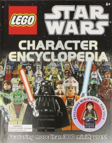 Hannah Dolan Lego Star Wars Character Encyclopedia [with Lego H