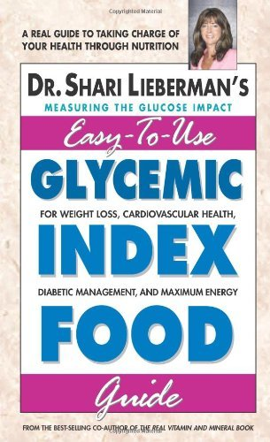 Shari Lieberman Easy To Use Glycemic Index Food Gd