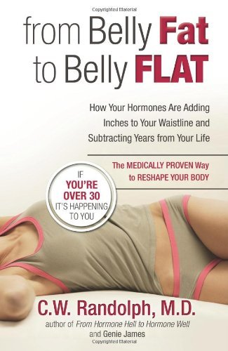 C. W. Randolph M. D. From Belly Fat To Belly Flat How Your Hormones Are Adding Inches To Your Waist