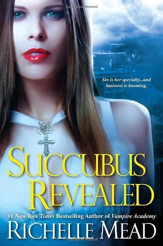Richelle Mead Succubus Revealed