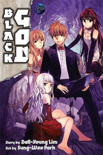 Dall Young Lim Black God Volume 4
