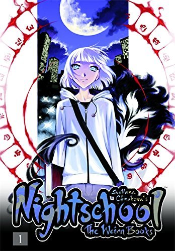 Svetlana Chmakova Nightschool Vol. 1 The Weirn Books
