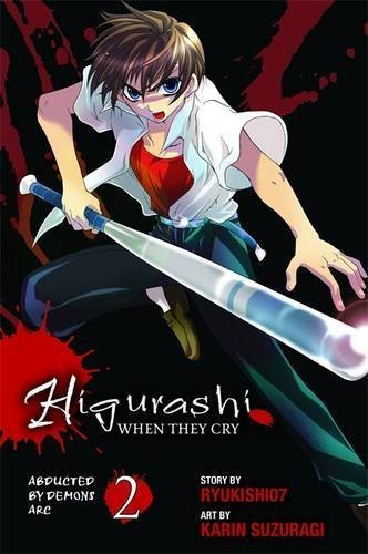 Ryukishi07 Higurashi When They Cry Volume 2