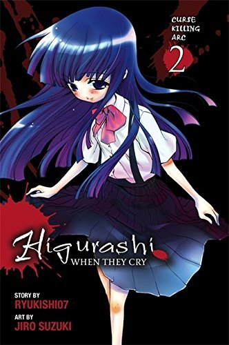 Ryukishi07 Higurashi When They Cry Curse Killing Arc Vol. 2