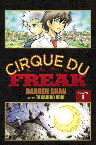 Darren Shan Cirque Du Freak Volume 1