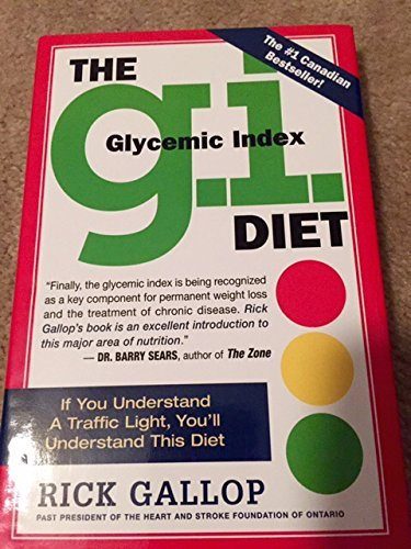 Rick Gallop G.I. Diet The The Easy Healthy Way To Permanent Weight Loss