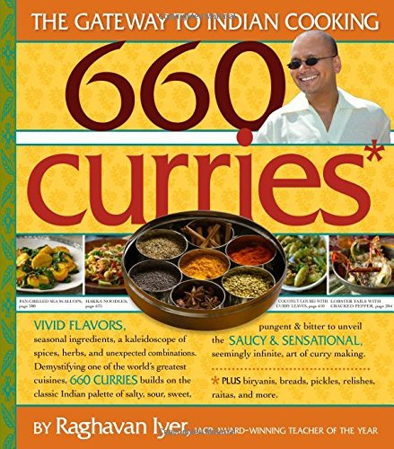 Raghavan Iyer 660 Curries