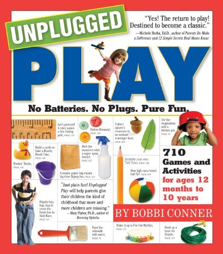 Bobbi Conner Unplugged Play No Batteries. No Plugs. Pure Fun.