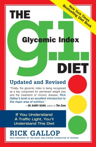 Rick Gallop The G.I. Diet Glycemic Index 0002 Edition;revised And Upd