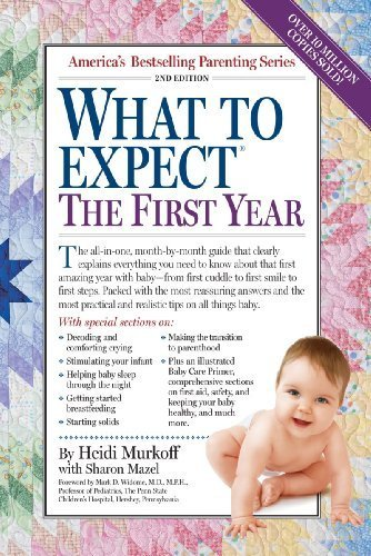 Heidi Murkoff What To Expect The First Year 0002 Edition;