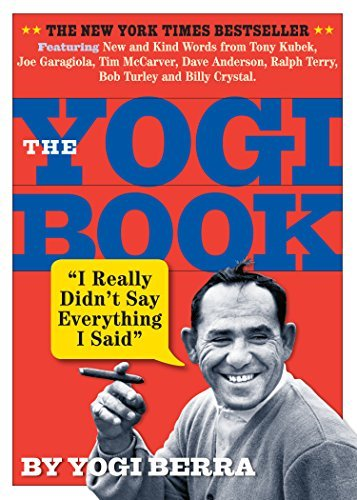Yogi Berra The Yogi Book