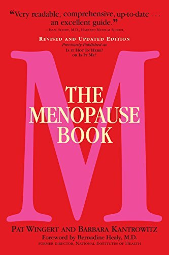 Barbara Kantrowitz The Menopause Book 0002 Edition;