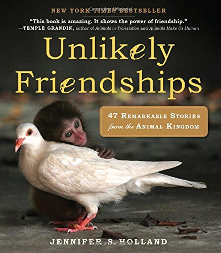 Jennifer S. Holland Unlikely Friendships 47 Remarkable Stories From The Animal Kingdom