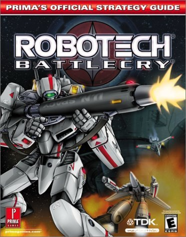 Michael Knight Robotech Battlecry Prima's Official Strategy Guid