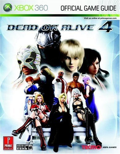 Bryan Dawson  Dead Or Alive 4 (prima Official Game Guide)