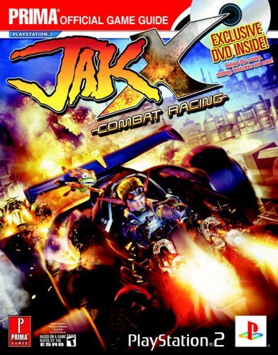 Stephen Stratton Jak X Combat Racing Prima Official Game Guide [with Dv