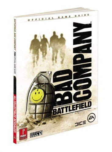 Michael Knight Battlefield Bad Company Prima Official Game Guide