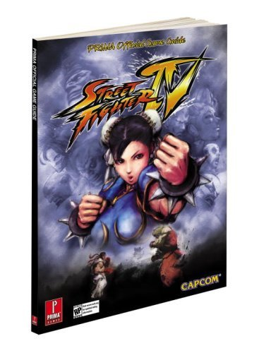 Prima Games Street Fighter Iv Oficial Strategy Guide