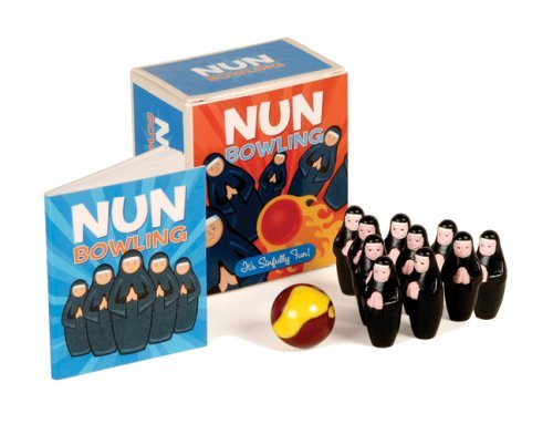 Running Press Nun Bowling It's Sinfully Fun!