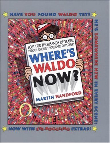 Martin Handford Where's Waldo Now?