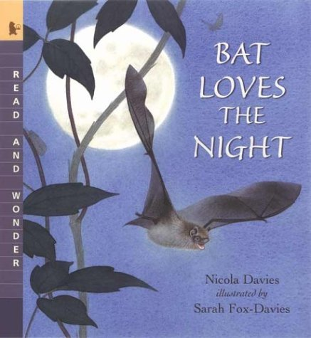 Nicola Davies Bat Loves The Night