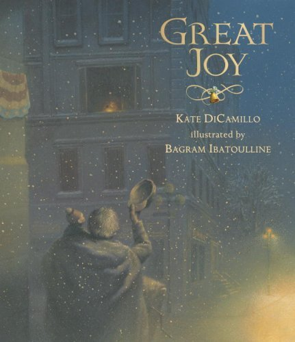 Kate Dicamillo Great Joy