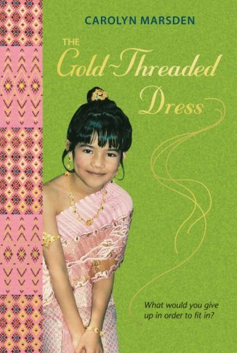 Carolyn Marsden The Gold Threaded Dress