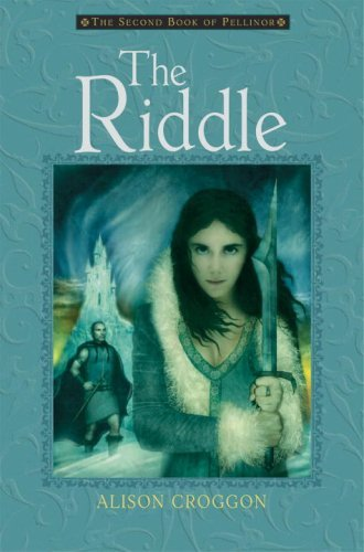 Alison Croggon The Riddle