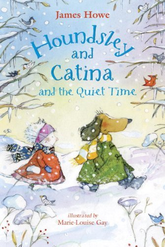 James Howe Houndsley And Catina And The Quiet Time