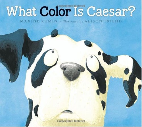 Maxine Kumin What Color Is Caesar?