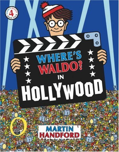 Martin Handford Where's Waldo? In Hollywood
