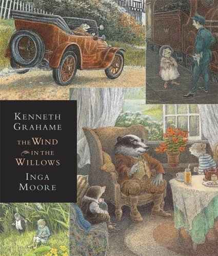 Kenneth Grahame The Wind In The Willows Abridged