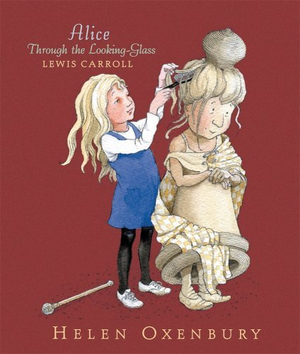 Lewis Carroll Alice Through The Looking Glass