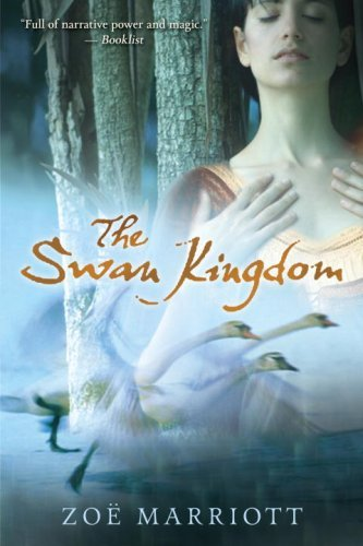 Zoe Marriott The Swan Kingdom