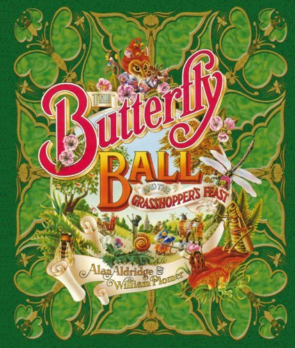 William Plomer The Butterfly Ball And The Grasshopper's Feast