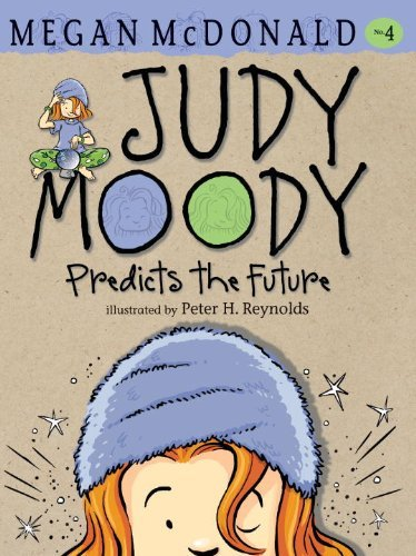 Megan Mcdonald Judy Moody Predicts The Future