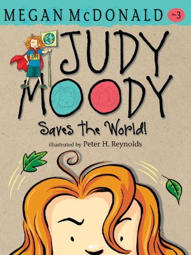 Megan Mcdonald Judy Moody Saves The World!