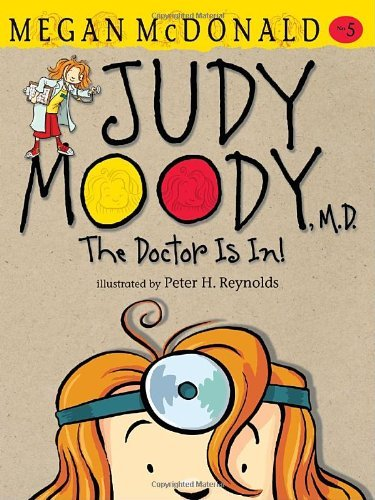 Megan Mcdonald Judy Moody M.D. The Doctor Is In!